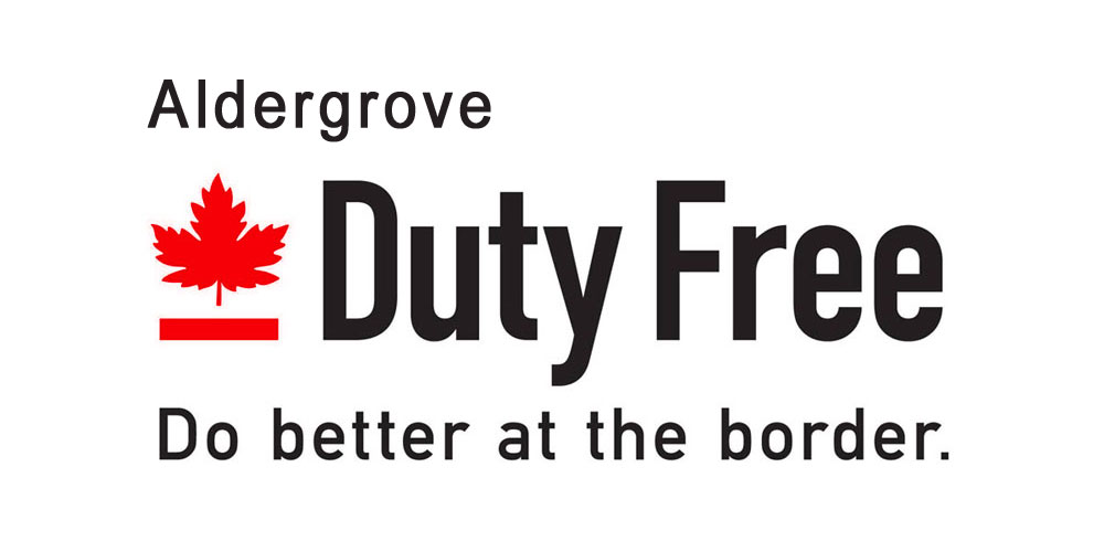 Aldergrove Duty Free - do better at the border