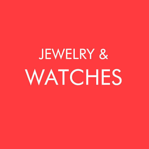 duty free watches & jewelry