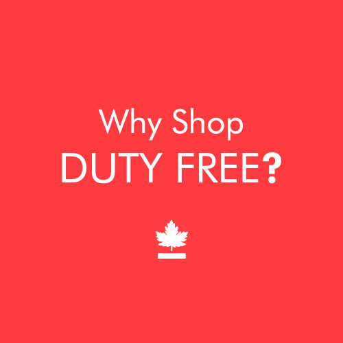 Why Shop Duty Free?